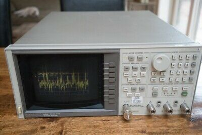HP 8753C Network Analyzer 300kHz-3gHz - Functional