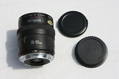 Canon EF 35-105mm 1:3.5 - 4.5 Zoom Lens