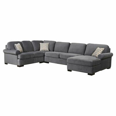 Remarkable Abbyson Newport Upholstered Sleeper Sectional With Storage Alphanode Cool Chair Designs And Ideas Alphanodeonline