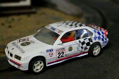 scalextric bmw superslot (hornby)