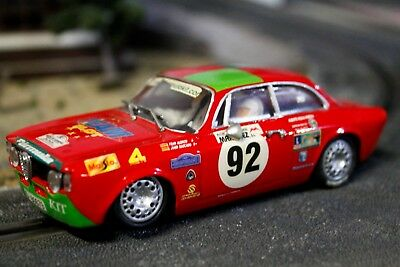 scalextric alfa team slot