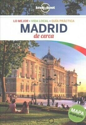 Lonely Planet Madrid De Cerca / Madrid Close Up, Paperback by Ham, Anthony, I...