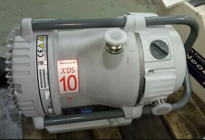 Edwards XDS10  Dry Scroll Vacuum Pump , with 6 month warranty