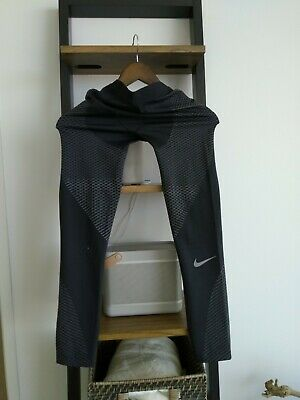 e1cd1a70c130d NWT $100 MENS Nike Pro Zonal Strength Compression Tights sz S White ...