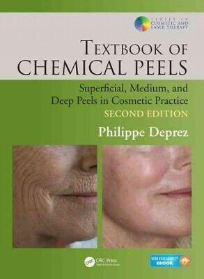 Textbook of Chemical Peels With Digital Download : Superficial, Medium, and D...