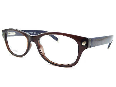DSQUARED2 Mujer Marrón/Azul 51mm Óptico Gafas Marco DQ5030 045