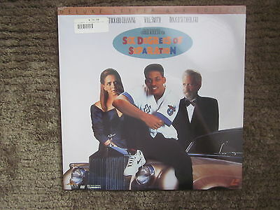 Six Degrees Of Separation Deluxe Letterbox Laserdisc Factory Sealed Will Smith