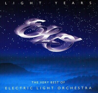 Light Years: The Very Best Of - Cd Elo ( Electric Light Orchestra ) - Rock & Pop