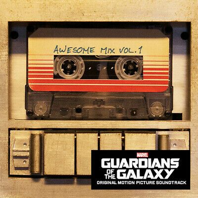 Guardians Of The Galaxy: Awesome Mix 1 / - Cd Guardians Of The Galaxy: Awesome M