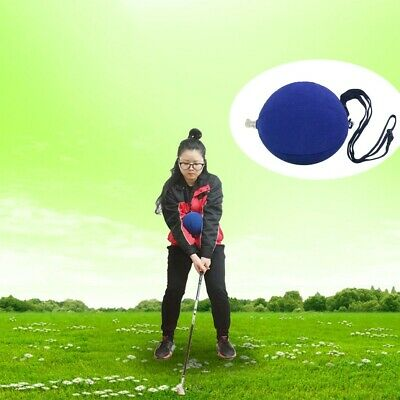 1x Inflatable Tour Striker Smart Ball Golf Training Aid For Beginners/Instructor