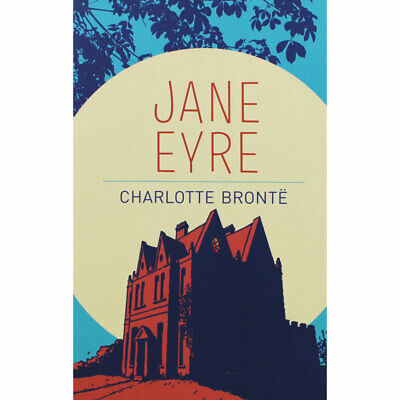Jane Eyre by Charlotte Bronte (Paperback), Fiction Books, Brand New