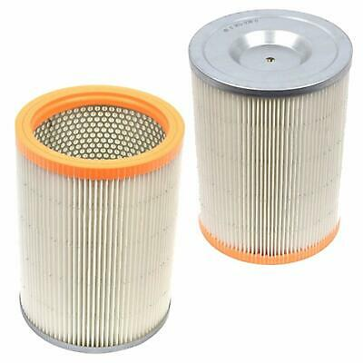 Wet & Dry Cartridge Filter for KARCHER NT50 NT70 NT90 Series Vacuum Cleaner x 2