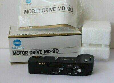 Minolta MD-90 Motor Drive for Minolta 9000 AF & Maxxum SLR Film Camera