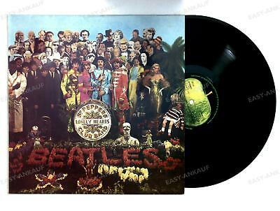 The Beatles - Sgt. Pepper's Lonely Hearts Club Band GER LP FOC '