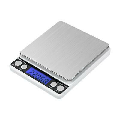 Multifunctional LCD Electronic Digital Scale 0.1G/0.01G Jewelry Weight Scale AE