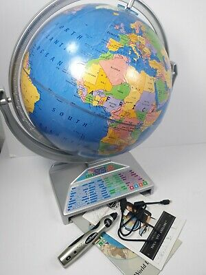 Repogle Intelliglobe 12 inch with accessories. Works great!