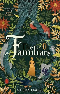 The Familiars by Stacey Halls Paperback Book Free Shipping!