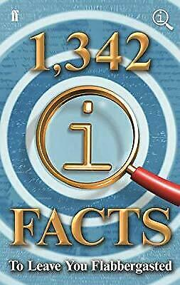1,342 QI Facts To Leave You Flabbergasted, John Lloyd & John Mitchinson & James