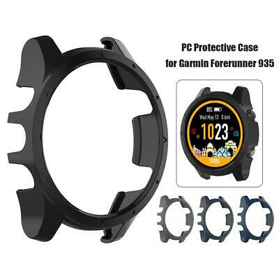 PC Protective Cover Case for Garmin Forerunner 935 Smart Watch Band Strap