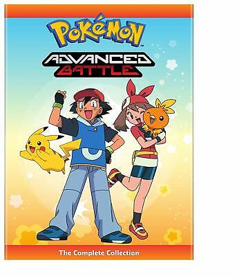 POKEMON: ADVANCED BATTLE - The Complete Collection DVD >NEW<