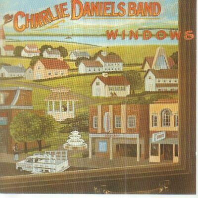CD The Charlie Daniels Band Windows Epic