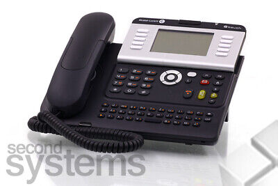 Alcatel 4018 Extended Edition IP Telephone Refurbished Tested Boxed