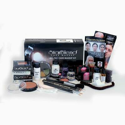 Mehron All-Pro StarBlend Theatrical Makeup Kit