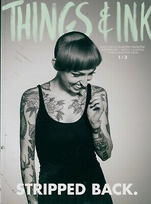 Things & Ink - Issue 9 - Cover 1