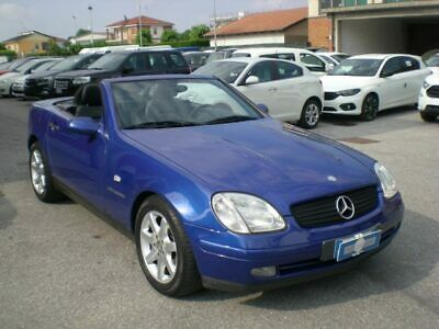 MERCEDES-BENZ SLK 230 Kompressor automatic UNICO PROPRIETARIO !