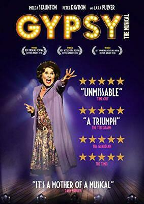 Gypsy: The Musical [DVD], New, DVD, FREE & Fast Delivery
