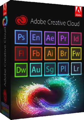 Adobe Master Collection CC 2019✔Préactivated✔Windows✔Fast Delivery(30s)