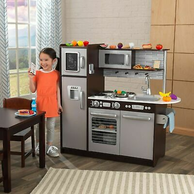 KITCHEN PLAYSET TOY Kids Pretend Play Toys For Girls Role ...