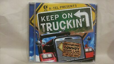 K-Tel Presents: Keep on Truckin by Various Artists