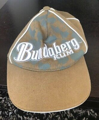 Bundaberg Rum Official Merchandise Cap Never Worn