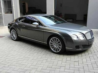 Bentley Continental GT Speed GT Speed CARBO + MULLINER solo 60.000km