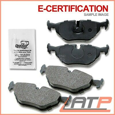 Brake Pad Set Rear Honda Crx Mk 2 Ed Ee 87-91 3 Eh Eg 92-98