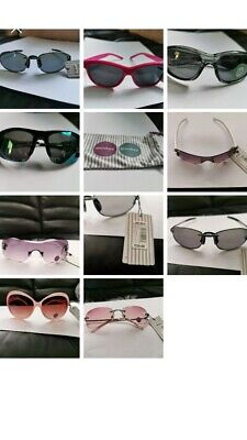 Bargain X300 pairs of quality brand new With Tags mixed sunglasses,+ 300 Pouches