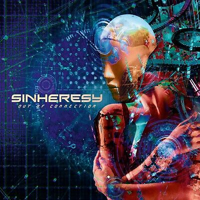 SINHERESY - Out Of Connection - CD DIGIPACK