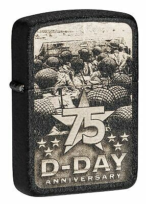 Zippo Heroes Lighters D-Day 75th Anniversary New