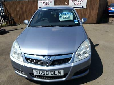Vauxhall/Opel Vectra 1.9CDTi 16v ( 150ps ) 2009MY Exclusiv