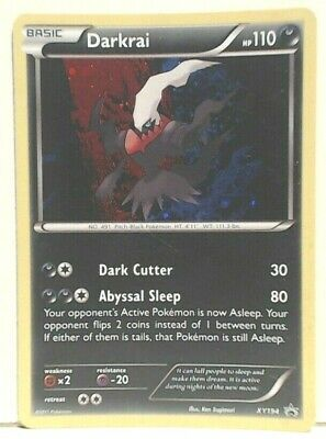 Darkrai-xy22 XY-PROMO-EN NM POKEMON