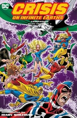 Crisis on Infinite Earths Companion 1, Hardcover by Wolfman, Marv; Perez, Geo...