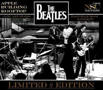 The Beatles  Live Apple Rooftop Concert 1969 Jan 31St Complete Ltd # 3 Cd
