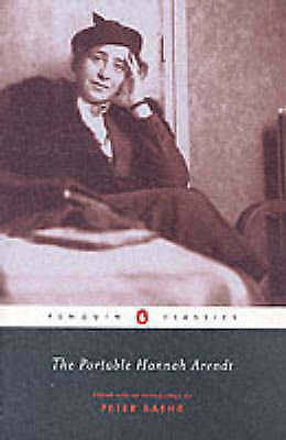 The Portable Hannah Arendt, Hannah Arendt