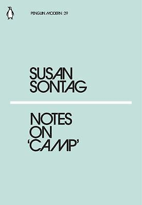 Notes on Camp, Susan Sontag