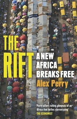 The Rift - Alex Perry - 9781780226859 PORTOFREI