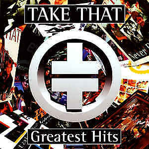 Take That ‎– Greatest Hits CD