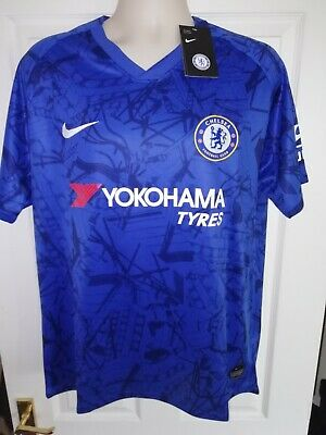 Brand New With Tags Chelsea Home Football Shirt XL Adult 2019/20