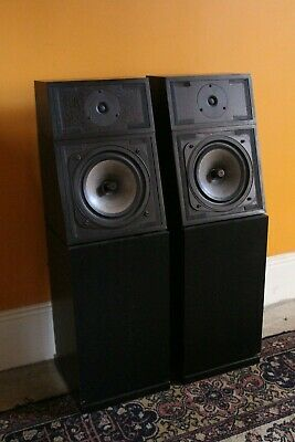 Naim SBL Loudspeakers in Black Ash Superb condition.