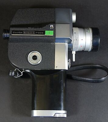 "Filmkamera ""Fujica"" P300, Single 8  (284-11093)"